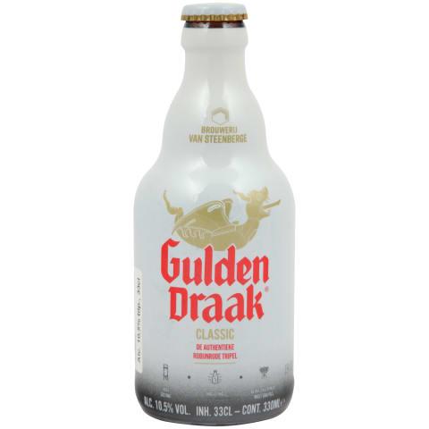 Alus Gulden Draak tumšais 10,5% 0,33l