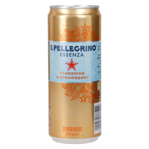 Maitsevesi Tangerine S.Pellegrino 0,33l