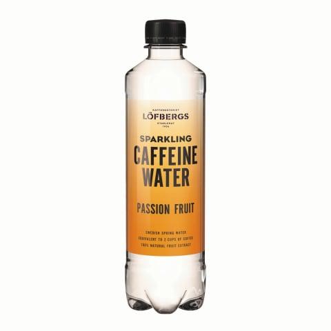 Ūdens kofeina ar marakujas garšu 0,5l