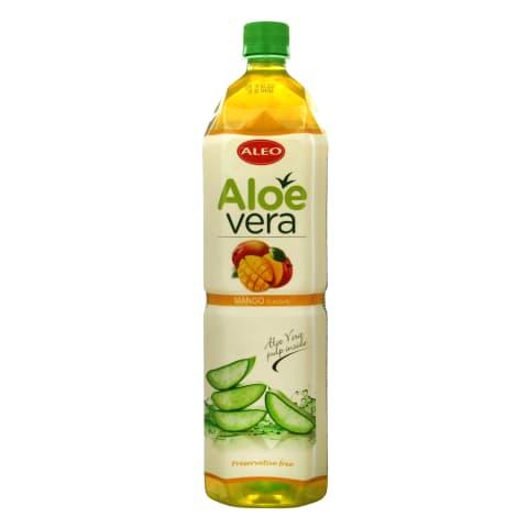 Dzēriens Aloe Vera ar mango sulu 1,5l