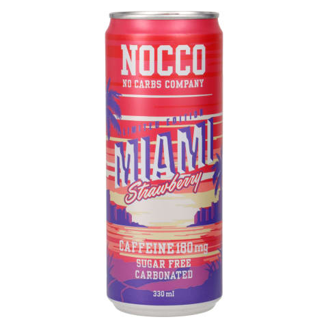 Funktsionaalne jook Nocco Miami 0,33l