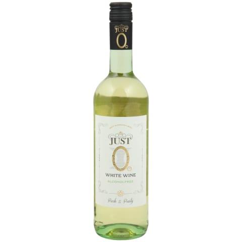 Bezalk. vīns Just 0 0,75l baltvīns