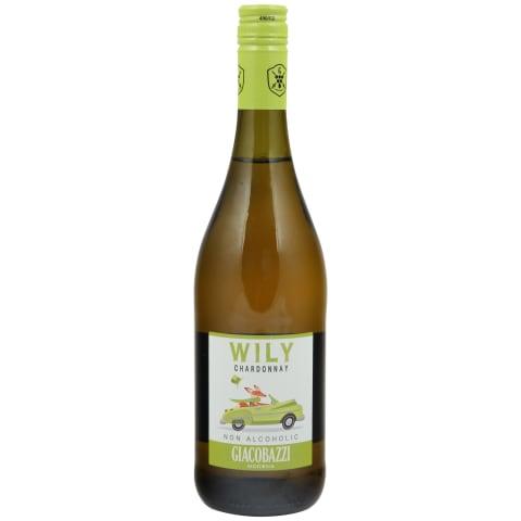 Bezalk. vīns Wily Chard. 0,75l