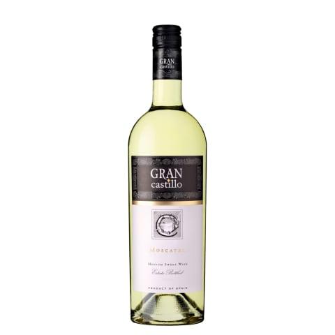 B.v. Gran Castillo Moscatell 11,5% 0,75l