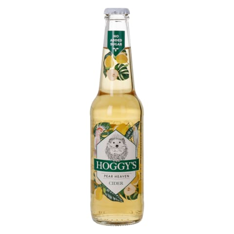 Siider Hoggy´s Pear Heaven 4,5%vol 0,33l