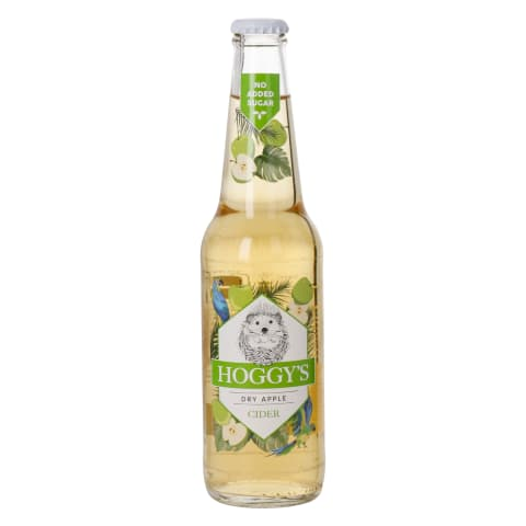 Siider Hoggy´s Dry Apple 4,5%vol 0,33l