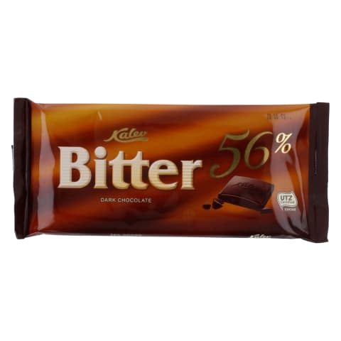 Tume šokolaad 56% Kalev Bitter 100g