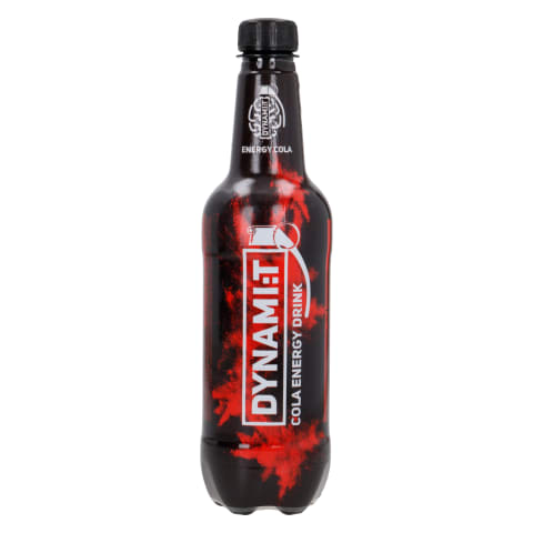 Energiajook Dynami:t Energy Cola  0,5l