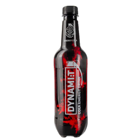 Enerģijas dzēriens Dynami:t Energy Cola 0,5l