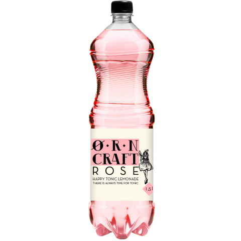 Bezalkoholiskais dzēriens Orn Craft Rose 1,5l