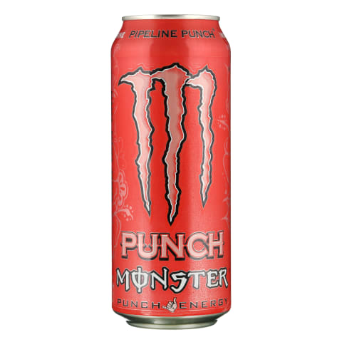 Enerģijas dzēr. Monster Pipeline Punch 0.5l