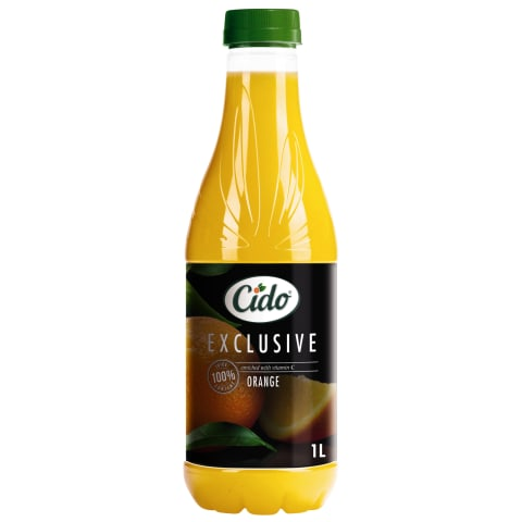 Sula Cido Exclusive apelsīnu 1l