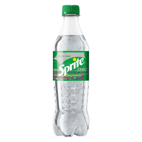 Gāzēts dzēriens Sprite Zero 0,5l