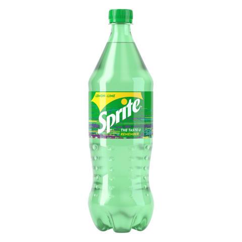 Gaz.citr.žal.citr.sk. gėrimas SPRITE,1l, PET