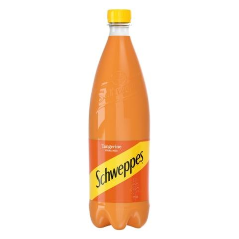 Gāzēts dzēriens Schweppes Tangerine 1l