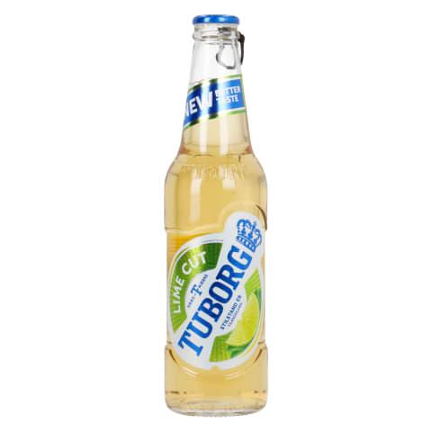 Muu alk.jook Tuborg Lime Cut 4,5%vol 0,33l