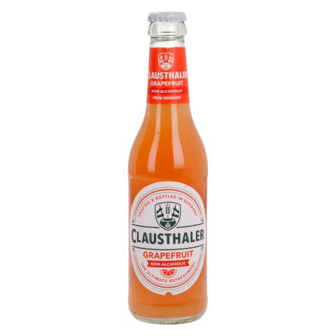 Alk.vaba õlu Clausthaler Grapefruit 0,33l