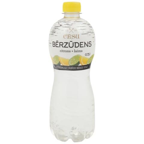 Bērzūdens Cēsu citronu-laima 0,75l
