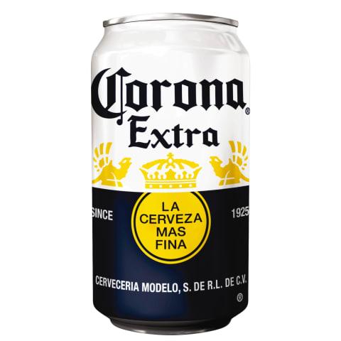 Švies. alus CORONA EXTRA, 4,5 %, 0,33l, sk.