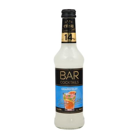 Alko. kokteil. Cēsu Bar Grapefruit 14% 0,275l