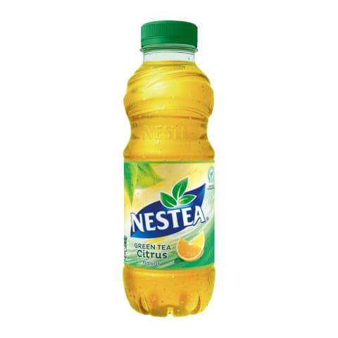 Ledus tēja Nestea zaļā, citrusaugļu 0,5l