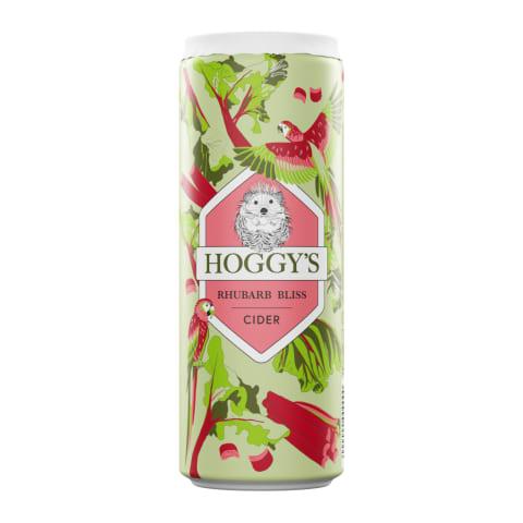 Siider Hoggy´s Rhubarb Bliss 4,5% 0,355l