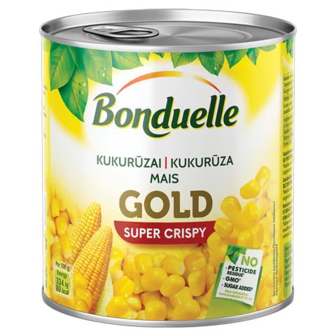 Konservēta kukurūza Bonduelle 670g/570g