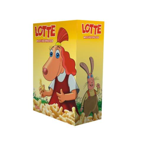 Maisipulgad Lotte 130g