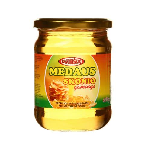 BAJORIŠKIŲ medaus skonio gaminys, 650g
