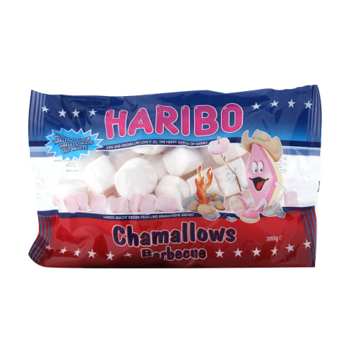 Zefīrs Haribo Chamallows 300g