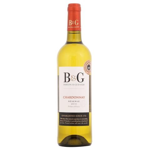 Kgt.vein B&G Chardonnay Reserve 0,75l