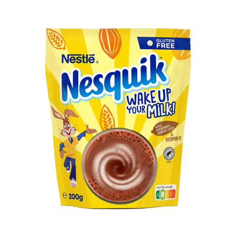 Kakavos gėrimas NESQUIK OPTI-STAR, 200 g