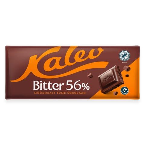 Tume Šokolaad 56% Kalev Bitter 200g