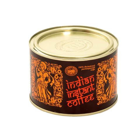 Šķīstošā kafija Indian Gold Bean 90g