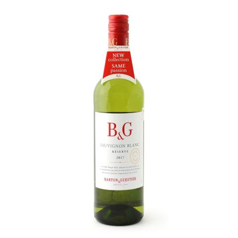 B.v.B&G Sauvignon Reserve 11,5% 0,75l