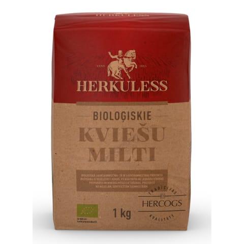Kviešu milti Herkuless BIO 1kg