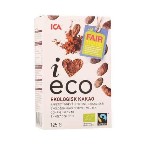 Kakao I Love Eco 125g