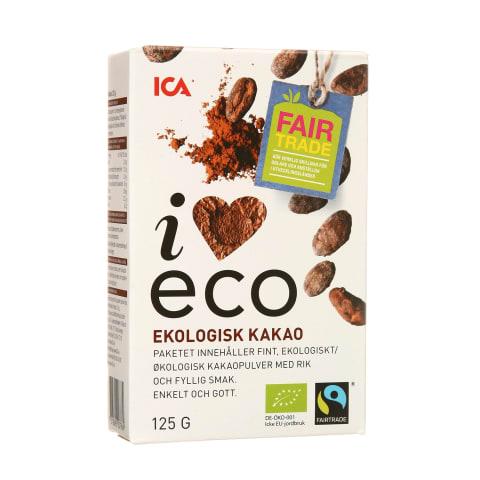 Ekologiška kakava I LOVE ECO, 125g