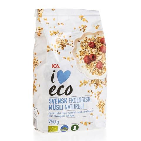 Musli I Love Eco 750g