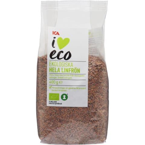 Linaseemned I Love Eco 400g