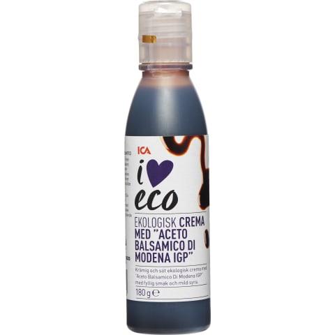 Krēms I Love Eco ar balzamiko 180g