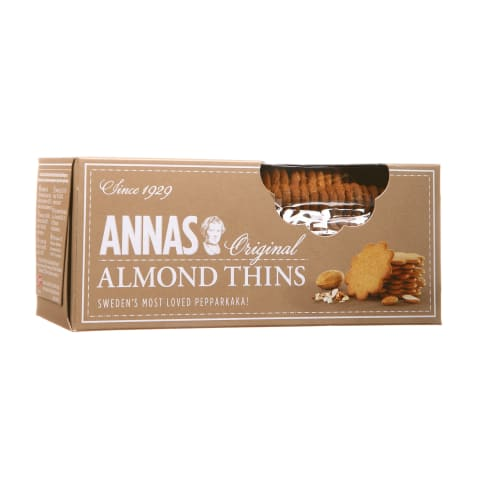 Migdoliniai sausainiai ANNAS, 150g