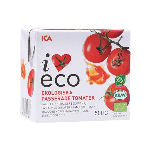 Tomatipasta I Love Eco 500g