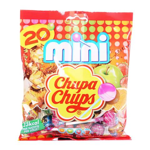 Ledinukai CHUPA CHUPS MINI maišelyje, 120g