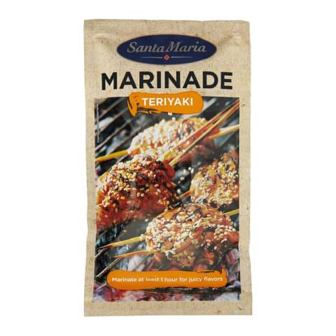Marināde Santa Maria BBQ terijaki 75g