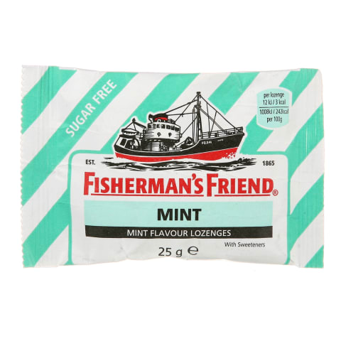 Pastilas Fisherman's Friend piparmētru 25g