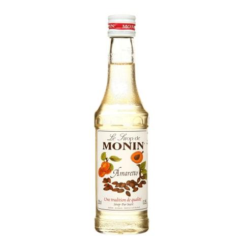 Amareto skonio sirupas MONIN, 0,25l