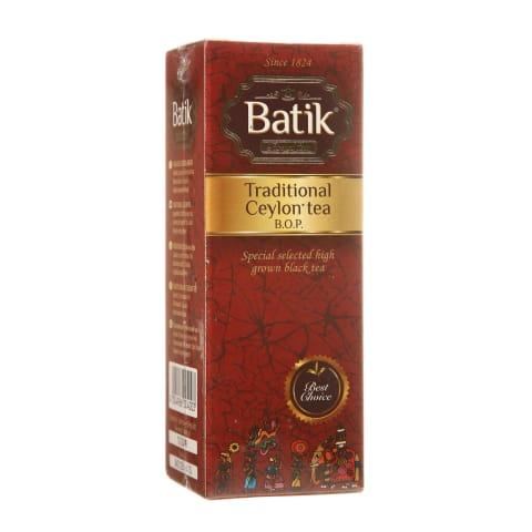 Juodoji arbata BATIK, 100g