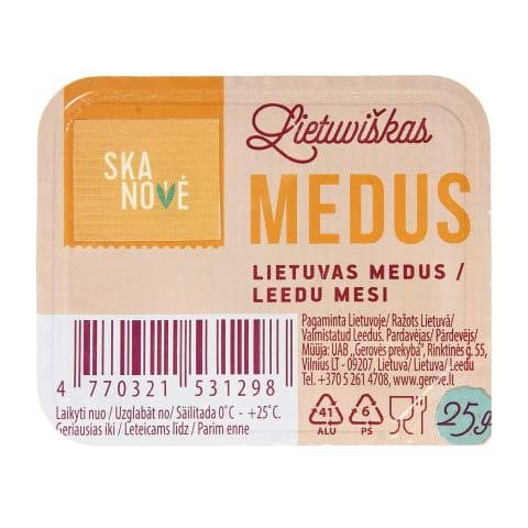 Lietuviškas medus SKANOVĖ, 25g