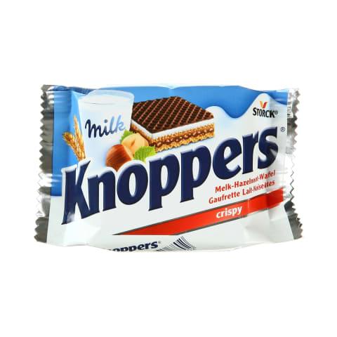 Vaflinis sausainis KNOPPERS, 25g